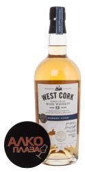 West Cork 12 years Sherry Cask виски Вест Корк 12 лет Шерри Каск