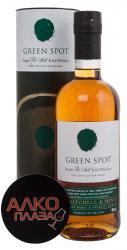 Green Spot 0.7 виски Грин Спот 0.7 л.