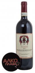 Fuligni Brunello di Montalcino Итальянское Вино Фюлини Брунелло ди Монтальчино