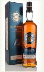 Inchmurrin Single Malt 18 Years Old 0.7l Gift Box виски Инчмуррин Сингл Молт 18 лет 0.7 л. в п/у