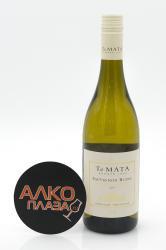Te Mata Sauvignon Blanc Estate Vineyards Новозеландское вино Те Мата Совиньон Блан Эстейт Виньярдс