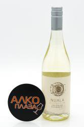 Nuala Sauvignon Blanc 0.75l новозеландское вино Нуала Совиньон Блан 0.75 л.