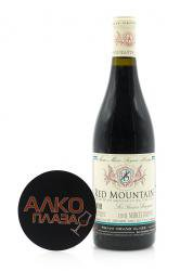 Red Mountain Cuvee Marcel Dupont 0.75l американское вино Ред Маунтин Кюве Марсель Дюпон 0.75 л.