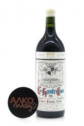 Red Mountain La Haute Cuvee 1.5l американское вино Ред Маунтин Ля от Кюве 1.5 л.