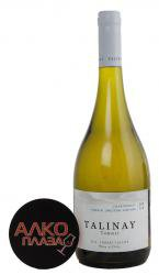Tabali Talinay Chardonnay 2012 чилийское вино Табали Талинай Шардонне 2012
