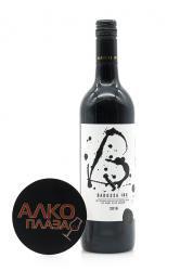 Barossa Ink 0.75l австралийское вино Баросса Инк 0.75 л.