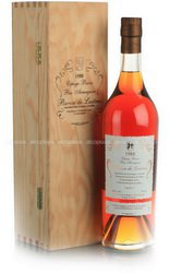 Baron de Lustrac 1985 Folle Blanche Domaine de Faget  арманьяк Барон Де Люстрак 1985 года Фоль Бланш Домэн Де Фаже