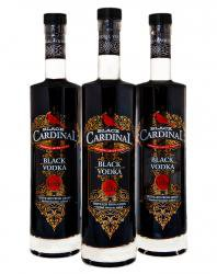 Black Cardinal Водка Черная Кардинал