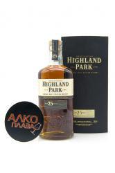Highland Park 25 years виски Хайленд Парк 25 лет