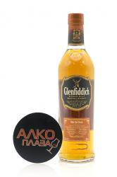Glenfiddich Rich Oak 14 years old - виски Гленфиддик Рич Оак 14 лет 0.7 л
