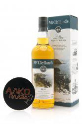McClellands Islay - виски Макклелланд Айла 0.7 л