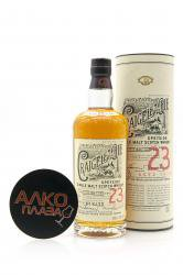 Craigellachie Old Malt Cask 23 years old виски Крэйгелачи Олд Молт Кэск 23 года