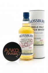 Mossburn Inchgower 10 years Виски Моссберн Инчговер 10 лет