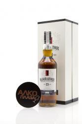 Whisky Blair Athol 23 Years Old 0.7l Gift Box виски Блэйр Атол 23 года в п/у