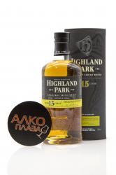 Highland Park 15 years виски Хайленд Парк 15 лет
