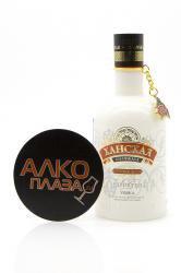 Khanskaya Sneg Edition 0.5l водка Ханская Снег Эдишн 0.5 л.