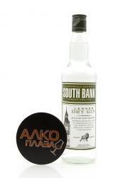 South Bank London Dry Gin 0.7l джин Саут Бэнк Лондон Драй 0.7 л.