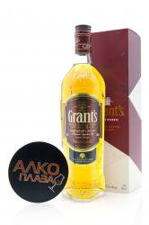 Grants Family Reserve gift box - виски Грантс Фамили Резерв 0.75 л п/у