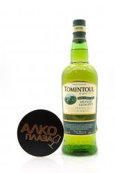 Tomintoul Peaty Tang Spayside 3 years old in tube - виски Томинтоул Пути Тэнг Спейсайд 3 лет 0.7 л в тубе