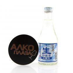 Sake Hakushika Honjozo Namachozo 0.3l Саке Хакусика Хондзёдзо Намачодзо 0,3л
