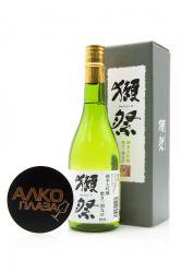 Sake Dassay Migaki San Vari Ku Bu (Dassay 39) gift box 0.72l саке Дассай Мигаки Сан вари Кю Бу (Дассай 39) в подарочной упаковке 0,72л