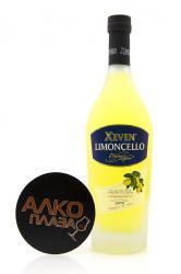 Xeven Limoncello 0.7l Лимончелло Ксэвен 0.7 л.