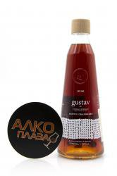 Gustav Arctic Cranberry 0.5l ликер Густав Арктик Клюква 0.5 л.