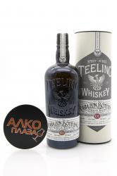 Teeling Brabazon Bottling Single Malt 0.7l in Tube виски Тилинг Брабазон Боттлинг Сингл Молт 0.7 л. в тубе