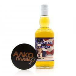 Whisky Uncle Sam 0.7l виски Дядя Сэм 0.7л