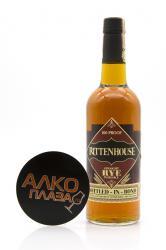 Rittenhouse Rye Bottled in Bond 0.75l виски Риттенхаус Рай Ботлд Ин Бонд 0.75 л.
