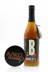 Bakers 7 years виски Бэйкерс 7 лет