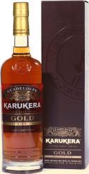 Karukera Gold Premium ром Карукера Голд Премиум