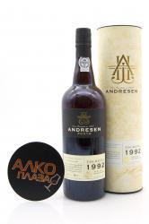 Andresen Colheita 1992 0.75l in Tube портвейн Андресен Колейта 1992 г. 0.75 л. в тубе