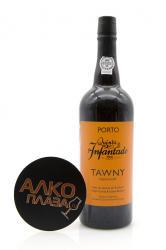 Quinta do Infantado Tawny 0.75l Портвейн Квинта до Инфантадо Тони 0.75 л.