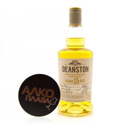 Deanston 15 years old gift box - виски Динстон 15 лет 0.7 л п/у