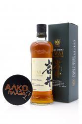 Whisky Hombo Shuzo Iwai Tradition  3 years gift box 0.75l Виски Хомбо Шузо Иваи Традиционный 3 года 0.75л в п/у