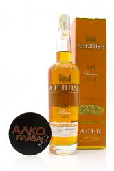 A.H. Riise XO Reserve Single Barrel Ром gift box 0.7l А. Х. Риисе ХО Резерв Сингл Барел в п/у 0,7л