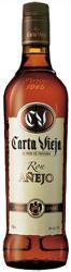 Carta Vieja Anejo 0.25l ром Карта Вьеха Аньехо  0.25 л.