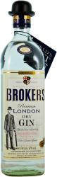 Brokers Premium London Dry джин Брокер Премиум Драй 1.75 л