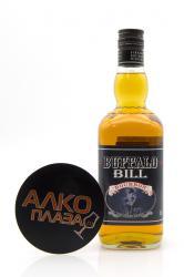 Bourbon Buffalo Bill 0.7l бурбон Баффало Билл 0.7л