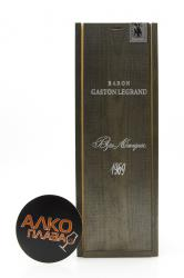 Baron G. Legrand 1997 0.7l Wooden Box арманьяк Барон Г. Легран 1997 в дер/уп.