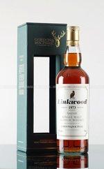 Linkwood 1973 виски Линквуд 1973 года