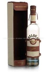 Beluga Allure 0.7 водка Белуга Аллюр 0.7 л. кожа