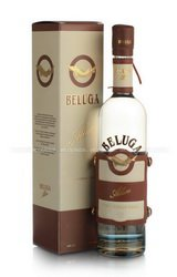 Beluga Allure водка Белуга Аллюр в подарочной упаковке