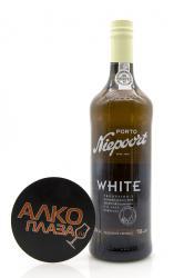 Niepoort White 0.75l Портвейн Нипорт Уайт 0.75 л.