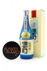 Sake Junmaiginjo bizen maboroshl gift box 0.72l Саке Джунмай Гинджо Бизен Мабороши в подарочной упаковке 0,72л