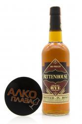 Rittenhouse Rye Bottled in Bond 0.75l виски Риттенхаус Рай Ботлд Ин Бонд 0.75 л