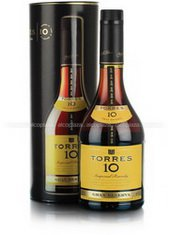 Torres 10 years бренди Торрес 10 лет