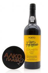 Porto Colheita Quinta do Infantado Tawny 2007 0.75l Портвейн Колейта Квинта до Инфантадо Тони 2007 0.75 л.