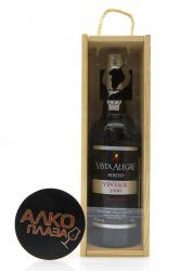 Porto Vista Alegre Vintage 1999 0.75l in Wooden Box Портвейн Виста Алегре Винтаж 1999